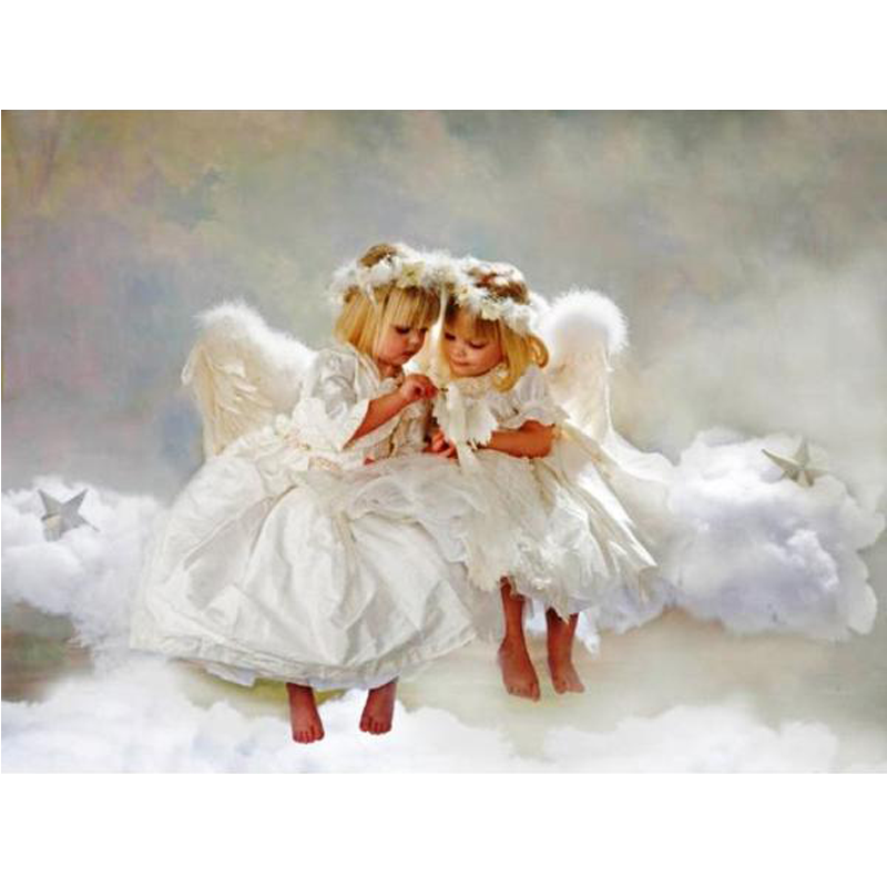 Angels On The Cloud ...