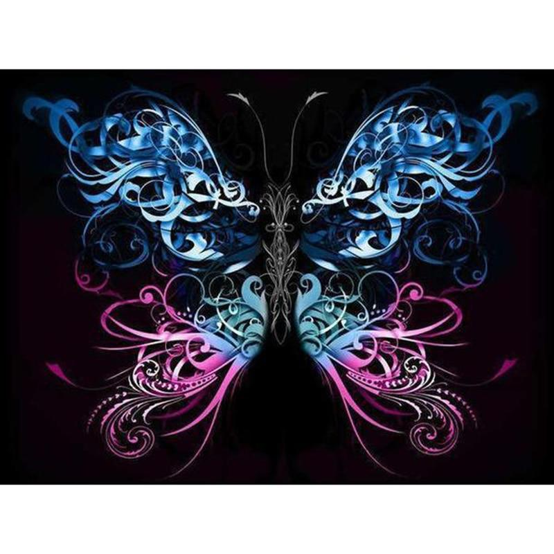Animal Butterfly Emb...