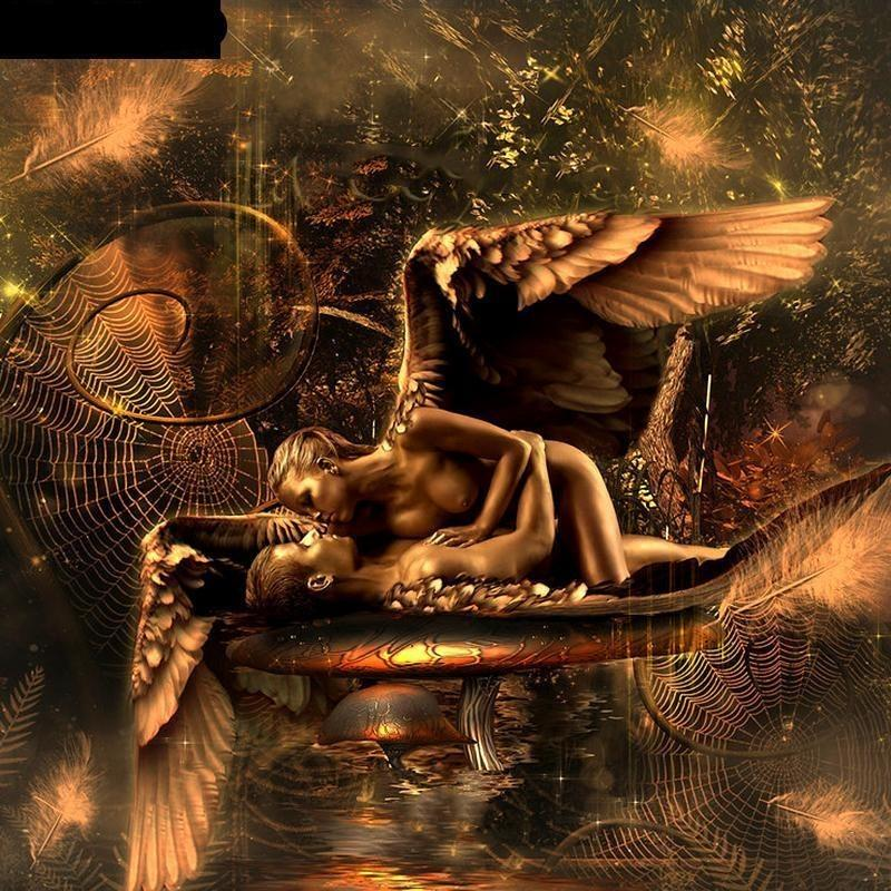 Angel Intimate Lover...